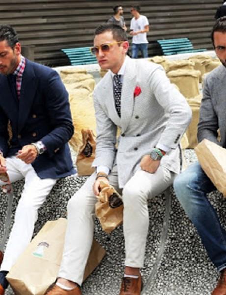 Street Style: Kako to Italijani rade
