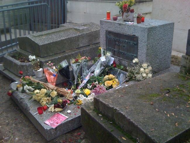 Morisonov grob The Doors: Jahači oluje koji su promenili sve(t)
