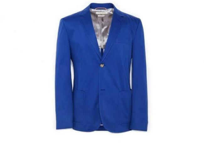 plavo22 Moderan muškarac: Najbolji sportski sakoi