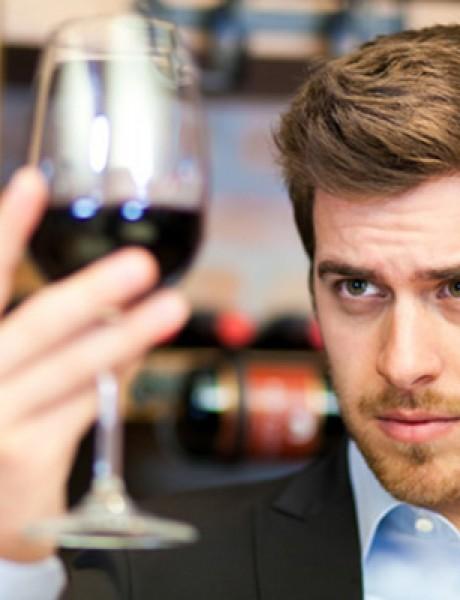 Šta znaš o ispijanju vina?