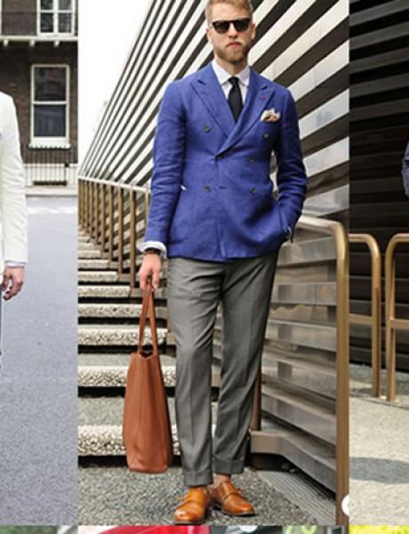 5 najpopularnijih trendova muške mode
