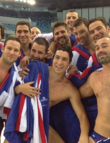 Hot Sport: Srbija nadmoćno odbranila evropsko zlato! Mađari ni do kolena!