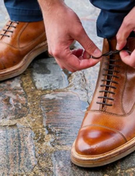 Muške cipele: U trendu su britanski modeli