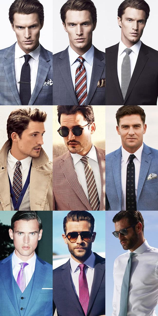 tiecombo2 Modni vodič: Kako odabrati košulju i kravatu