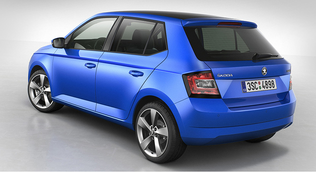 Škoda Fabia 2014 2 Stiže nova Škoda Fabia