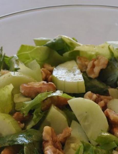 Muška salata moći