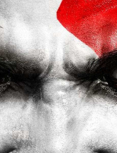 Vežbaj kao Kratos, bog rata