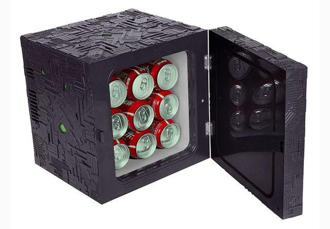 0126 Mini frižider za trekije