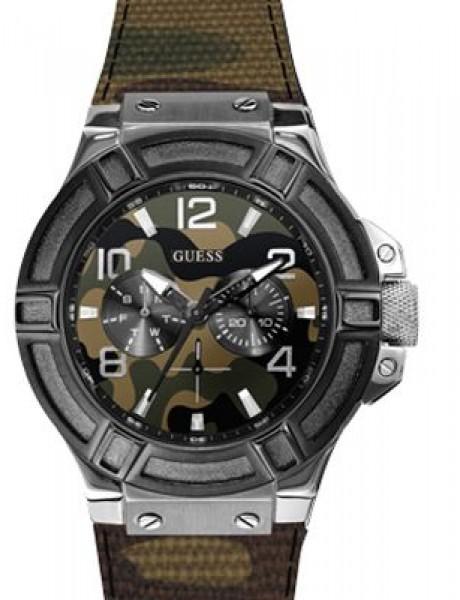 Muški Must Have: Guess Watches Rigor, za avanturiste