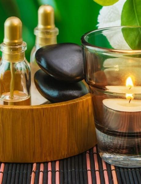 Relaksirajte se uz miris eteričnih ulja