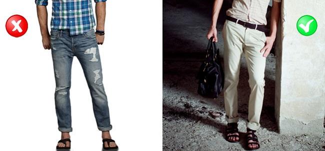 Muška moda Kako da izbegnete četiri najgore greške Muška moda: Kako da izbegneš 4 najgore greške