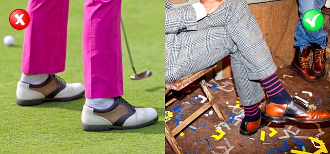 Muška moda Kako da izbegnete četiri najgore greške1 Muška moda: Kako da izbegneš 4 najgore greške