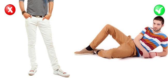 Muška moda kako da izbegneš četiri najgore greške Muška moda: Kako da izbegneš 4 najgore greške