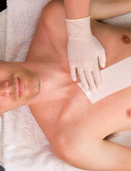 Muška depilacija – da ili ne?