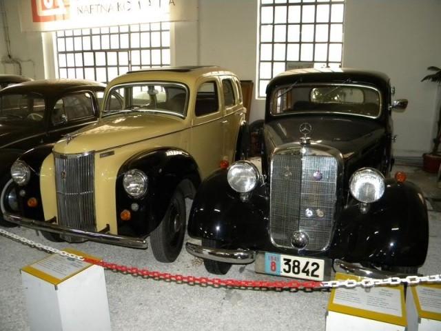 Muzej automobila 21 Predstavljamo: Muzej automobila u Beogradu