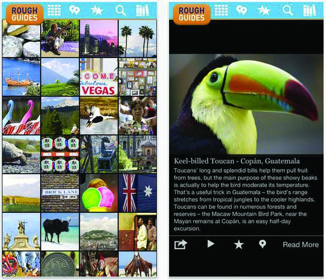 Rough Guides World Lens Saputnici na svim meridijanima Tech Lifestyle: Saputnici na svim meridijanima