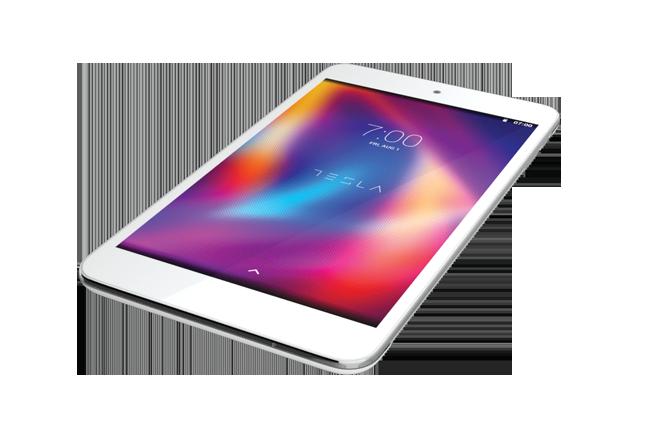 TESLA TABLET H7 side Kompanija Comtrade predstavlja premijum model Tesla Tablet H7