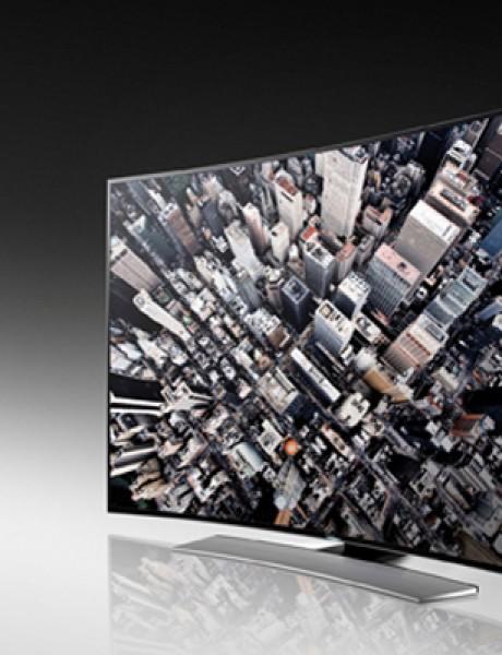 Tech Lifestyle: Zakrivljeni televizori