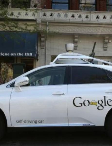 Google nam donosi auto bez vozača