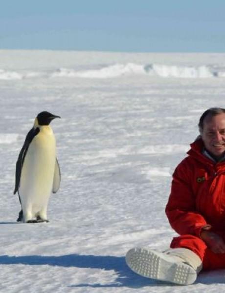 'Ajmo na južni pol