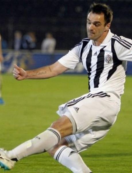 Drinčić napustio Partizan