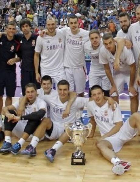 Mundobasket: Orlovi poleću protiv Egipta