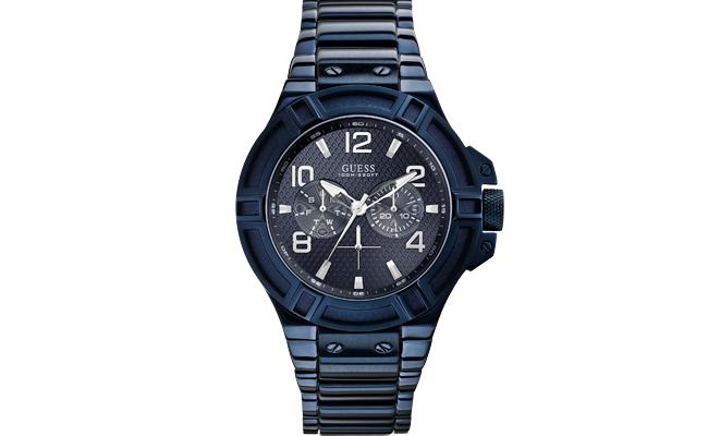 w0218g4 Muški Must Have: Guess Watches Rigor, za moderne