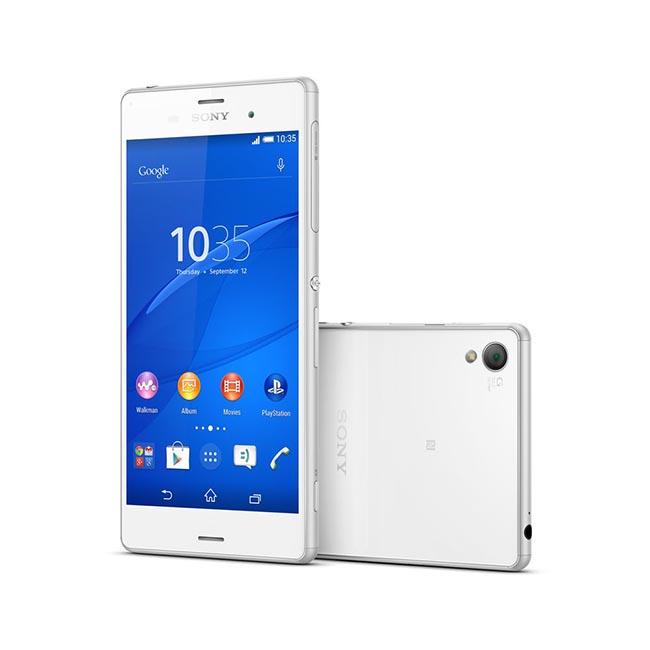 01 XperiaZ3 Leo White Group 72dpi Brzi pametni telefoni i najlakši kompaktni tablet na svetu