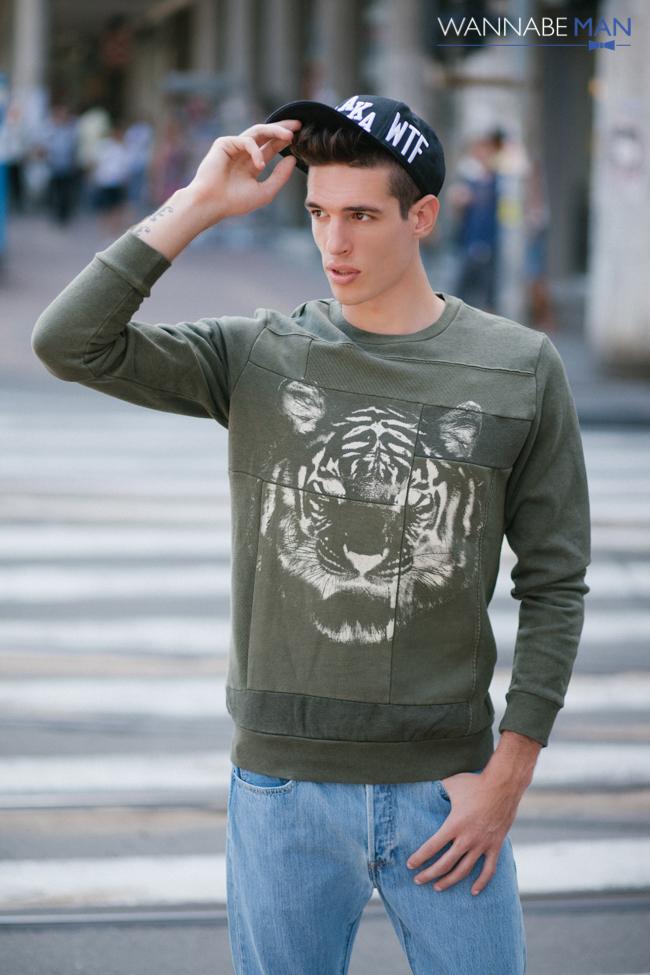 Milos Letic muski modni predlog 2 Modni predlog: Dečački stil