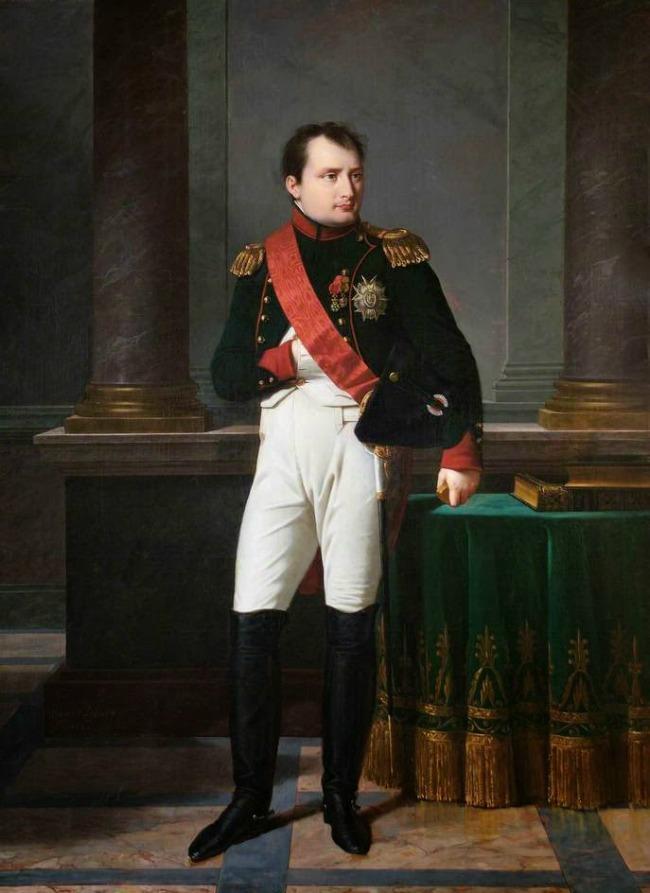 Napoleon Bonaparte1 Zamisli sebe kao vojskovođu