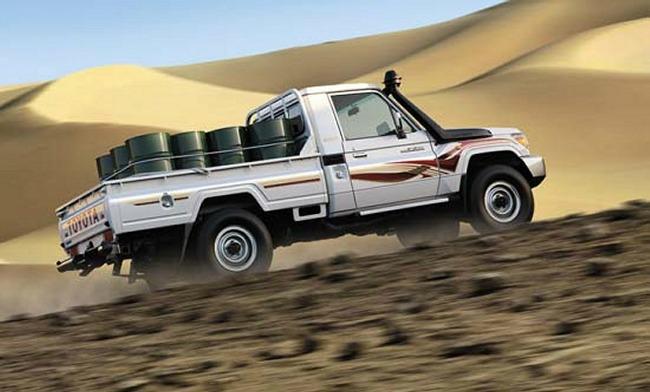 Toyota Land CruiserPickup Upoznajte novu Tojotinu zvezdu