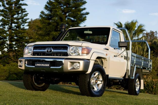 Toyota LandCruiser 70 Upoznajte novu Tojotinu zvezdu
