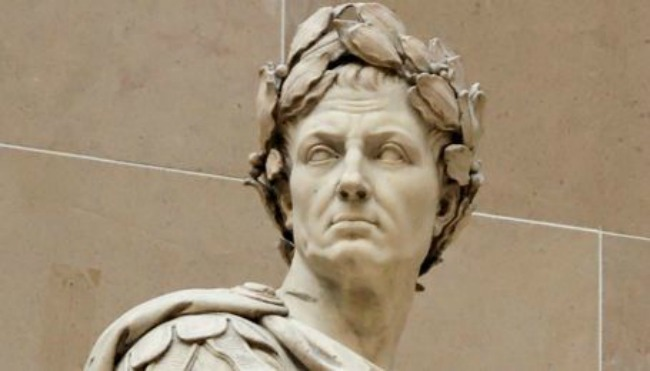 cezar Zamisli sebe kao vojskovođu