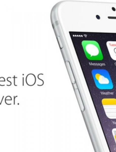 Novi operativni sistem iOS8 za iPhone