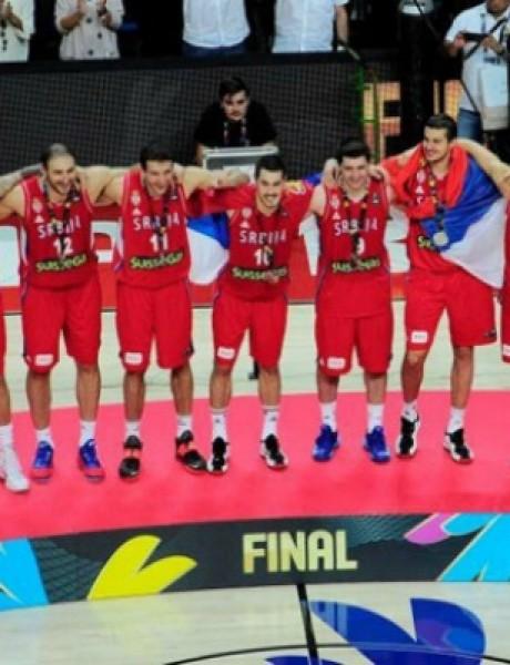 Srpski košarkaši u borbi protiv američke agresivnosti
