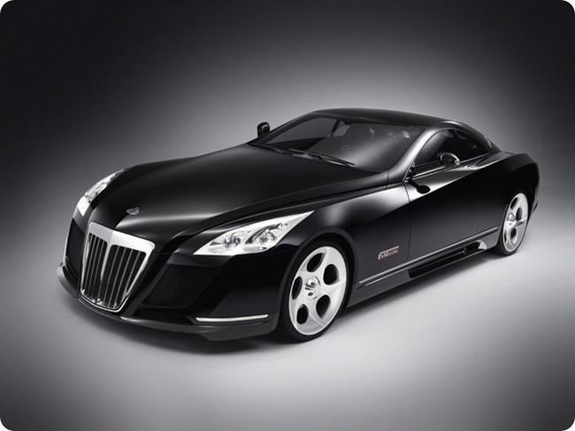 maybach Pet najskupljih sportskih automobila na svetu