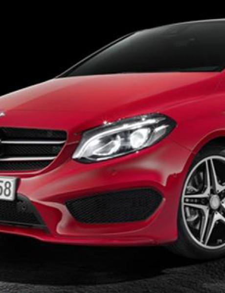 Mercedez-Benz predstavio novu generaciju vozila B-klase