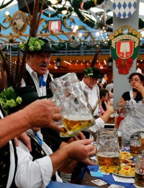 Pivo, kobasice i lepe žene