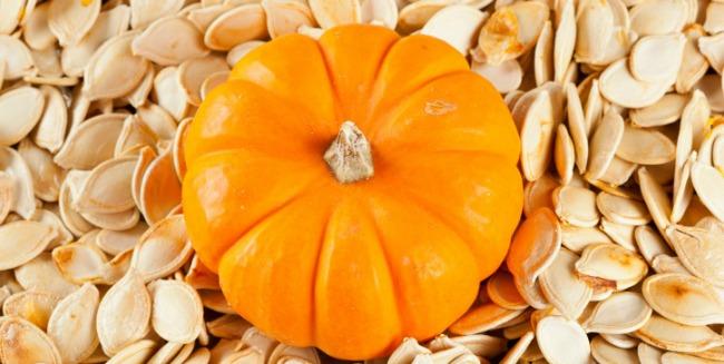 sjemenke bun Riba za srce, a semenke bundeve za plodnost