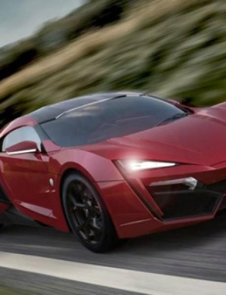 Pet najskupljih sportskih automobila na svetu