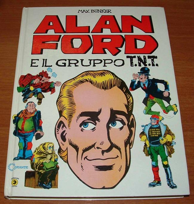Alan Ford1 Da li ste odrastali uz ove stripove?