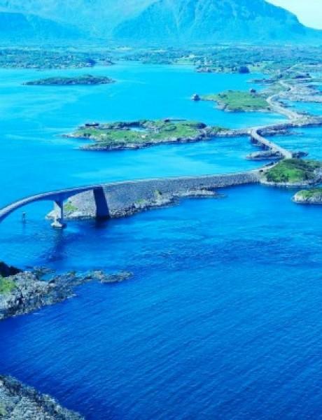 Pet najlepših puteva za vožnju u Evropi