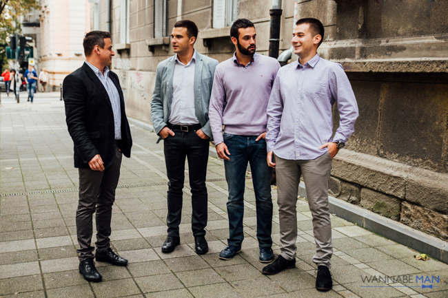 Intervju 4 10 Wannabe Man Intervju: CreITive   Veljko Vasić, Nenad Latković, Nemanja Timotijević, Dragan Stević