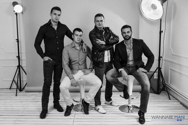 Intervju 4 3 2 Wannabe Man Intervju: CreITive   Veljko Vasić, Nenad Latković, Nemanja Timotijević, Dragan Stević