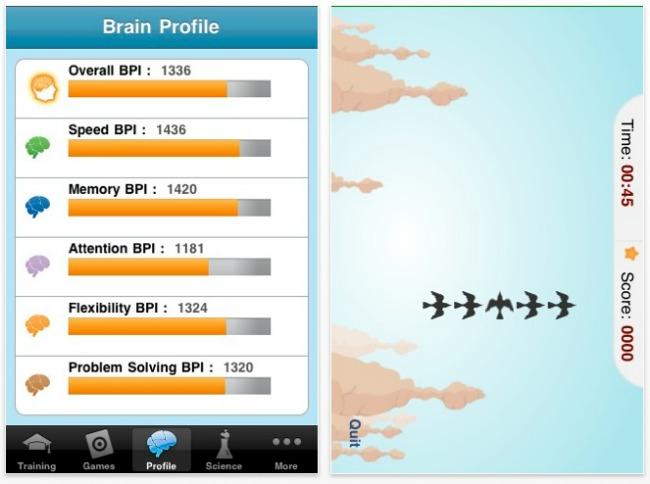 Lumosity  Aplikacije koje će vam srediti život