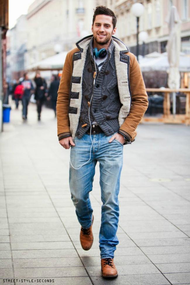 Muška moda Šta je u trendu ove jeseni 9 Muška moda: Šta je u trendu ove jeseni?