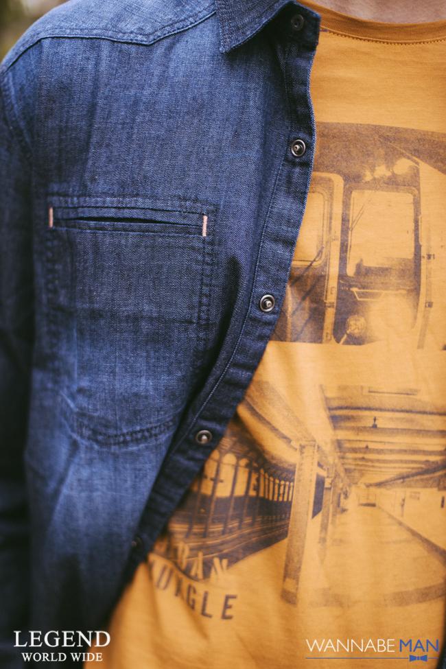 Muski modni predlog Legend in the city Wannabe 12 Legend modni predlog: Urbana elegancija