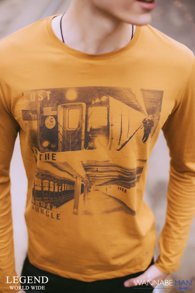 Muski modni predlog Legend in the city Wannabe 13 Legend modni predlog: Urbana elegancija