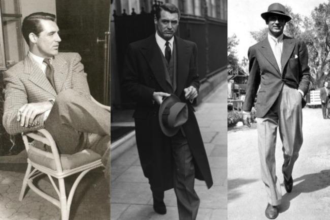 cary grant formal Imitirajte stil Kerija Granta