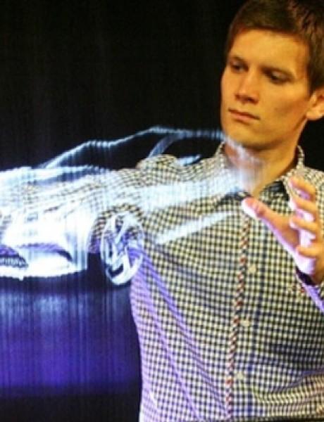 Najnovije tehnologije: Prođite kroz sliku koja je osetljiva na dodir